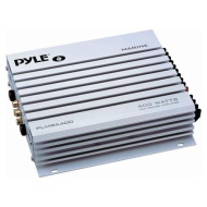 PYLE PLMRA400 400 Watt 4 Channel Waterproof  Marine/Car Amplifier
