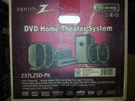 """Zenith Z37LZ5D - 37"""" LCD TV"""