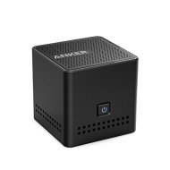 Anker® Pocket Ultra Portable Wireless Bluetooth Speaker with 12 Hour Playtime, NFC Compatibility and Full High-Def Sound (Black) - A7910