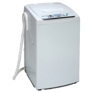 Avanti White 9 Lb Top Load Fully Automatic Portable Washing Machine