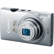 Canon PowerShot ELPH 110 HS 16.1MP CMOS Silver Digital Camera 5x Opt Zoom 1080p HD Vid