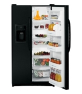 GE 25.0 cu. ft. Side-by-Side Refrigerator - GSH25J