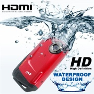 HD High Definition Waterproof Digital Pocket Camcorder & Camera w/ HDMI TV-Output