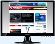 "Hanns.G Monitor HL249DPB / 60cm (23,6"") Wide LED / VGA, DVI / 1920x1080 16:9 /"