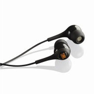 JBL Tempo High-Performance In-Ear Headphones (Black)