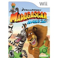 Madagascar: Kartz (Wii)