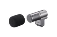 Sony ECM SST1 - Mikrofon - för a NEX 3A, 3D, 3K, 5A, 5D, 5H, 5K, 5N, 5ND, 5NK, 5NY, C3A, C3D, C3K