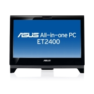 "Asus EeeTop ET2400 XVT 24"" Full3D Touchscreen All-in-One PC with nVidia 3D glasses (Intel Core i7 720QM 1.6GHz, 6Gb, 1Tb, Blu-ray combo, TV Tuner, Win"