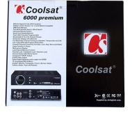 Coolsat 6000 FTA Satellite Receiver