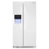 Elite 23.1 cu. ft. Side-by-Side Refrigerator w/ PUR Ultimate II Water Filtration - 4542