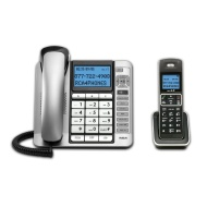 RCA 7114-2 2 Corded/Cordless Combo ITAD Phone