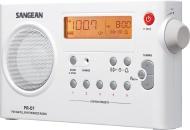Sangean-RCR-22 - Clock radio