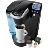 Keurig B70 Platinum Gourmet K-Cup Brewing System (Midnight Black)