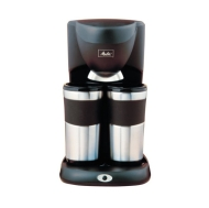 Salton ME2DTMB 5-Cup Coffee Maker