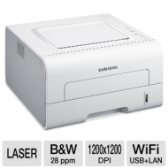 Samsung ML - Printer - B/W - laser - 1200 dpi - USB