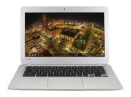 Toshiba Chromebook 13.3-inch Chromebook (Silver) - (Intel Celeron 2955U 1.4GHz, 2GB RAM, 16GB SSD, Google Chrome OS)