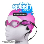 Waterproof MP3 Player + Free Accessories Bundle worth over ?50!