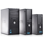 Dell OptiPlex 380 - MT - 1 x P E5300 / 2.6 GHz - RAM 1 GB - HDD 1 x 160 GB - GMA X4500 - Gigabit Ethernet - Vista Home Basic - Monitor : none