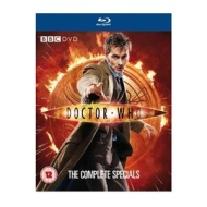Doctor Who: The Complete Specials Box Set (Blu-ray)