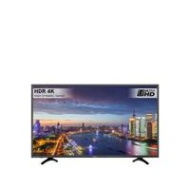 Hisense H43N5500UK, 43 inch, 4K Ultra HD, HDR, Freeview Play, Smart TV