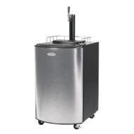 Nostalgia Electrics Keg-O-Rator Refrigerated Beverage Keg Dispenser