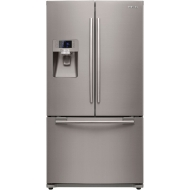 Samsung RFG297AAPN (29 cu. ft.) Bottom Freezer French Door Refrigerator