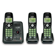 VTECH CS612031 Cordless 3 Handset Phone with Answering System