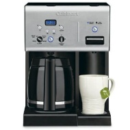 Cuisinart 12Cup Coffeemaker with Hot Water System