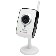 D-Link SECURICAM DCS-2121 - Network camera - color - audio - 10/100, 802.11b, 802.11g