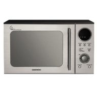 Daewoo Stainless Steel Microwave Oven KOR3000DSL
