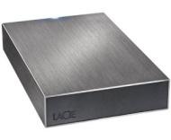 Festplatte Minimus - 3 TB, silber
