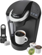 Keurig Elite Coffee Brewer w/ FREE KCup Carousel