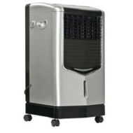 KuulAire PACKA53 Portable Evaporative Cooling Unit with 400-Square Foot Cooling Capacity, 500-CFM, Silver