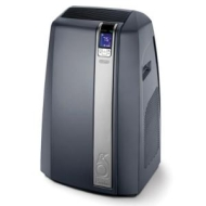 Delonghi 13,000-BTU Eco-Friendly Portable Air Conditioner with Water Technology