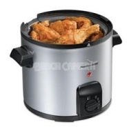 Proctor Silex 35017 4-Cup Oil Capacity Deep Fryer