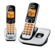 UNIDEN D1760 DECT CORDLESS PHONE WITH CALLER ID (SINGLE-HANDSET SYSTEM; SILVER)