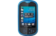 Virgin Alcatel OT708 Mobile Phone - Blue