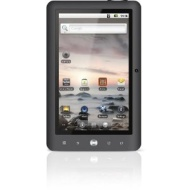 Coby Kyros MP7024-4G - 4 GB 7-inch Tablet with Touchscreen - Android 2.2 - Black