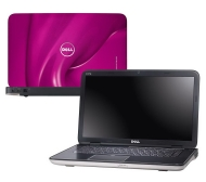 "Dell Fashion OPI XPS 15.6"" Notebook 6GB RAM, 500GB HD, Blu-ray"