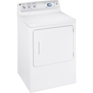 GE 7.0 cu. ft. Super Capacity Electric Dryer w/ Stainless Steel Drum