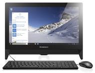 "Lenovo IdeaCentre C20-00 1.6GHz J3160 19.5"" Black"