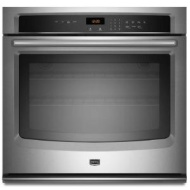 "Maytag 27"" Electric Wall Oven w/ FIT system - Stainless Steel"