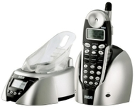 23200RE3 Cordless Phone w/ Cellphone Dock (2.4GHz, Caller ID, Speakerphone)