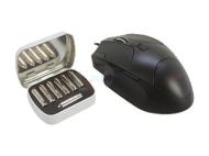 Rosewill Rm5000l Wired Laser Gaming Mouse 5000 Dpi Adjustable Weights
