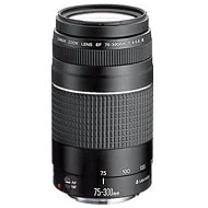 Canon 75-300mm f/4-5.6 III EF Telephoto Zoom Lens