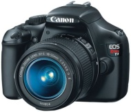 Canon EOS Rebel 12.2 MP Digital SLR Camera