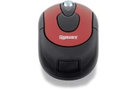 Gigaware® Wireless Optical Mouse (Red)