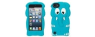 Griffin Custodia Kazoo per iPod Touch 5 Elephant, Nero