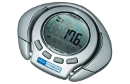Pro Fitness Digital Pedometer with Body Fat Monitor