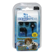 iHip AquaVibe Underwater Earbuds Durable and Lightweight Down to 25 Meters
